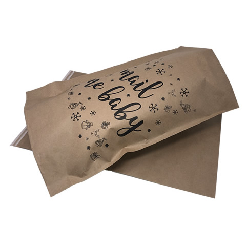 Paper Mailing Bag Eco Friendly Option